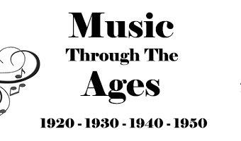 Music Through the Ages: a trip down memory lane – Part 1