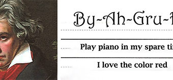 Is it Time-o to Spruce up your Music Bio?